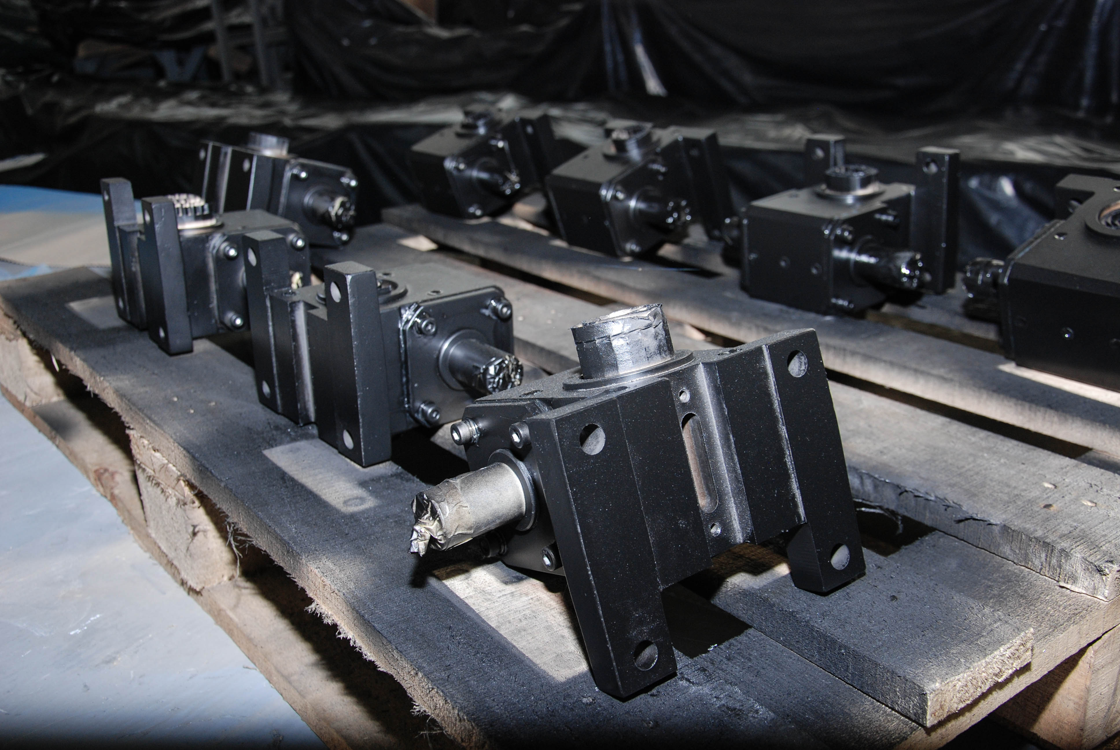 Индустриално оборудване