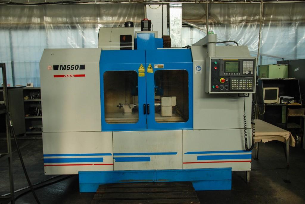 Обработващ център RAIS М550