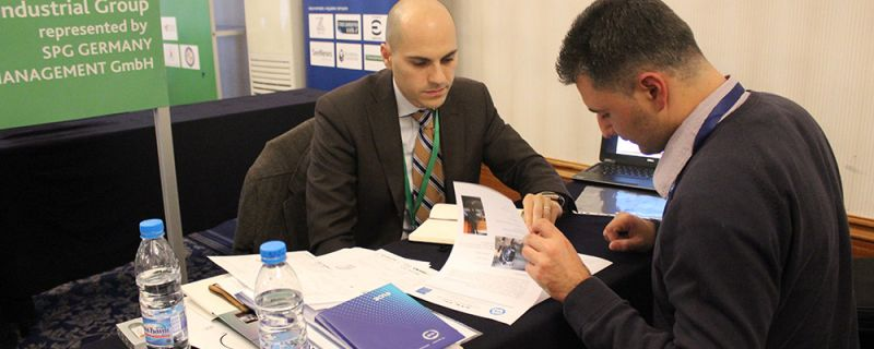 KFK participated in the Balkan Trade Bridge 2014